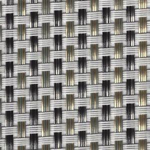967 Cane Wicker Aluminum Fabric (Grade B)-0