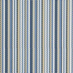 1431 Delray Stripe Poolside Fabric (Grade B)-0
