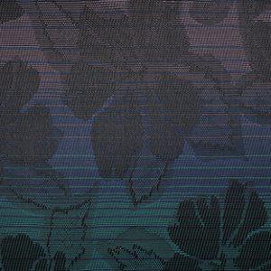 1433 Wild Orchard Black Fabric (Grade B)-0