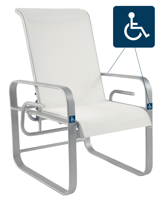 10FXSL Adagio Adjustable Chair-696
