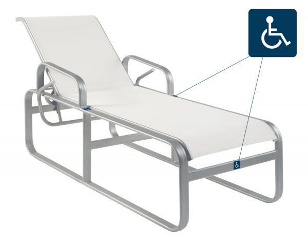 10DXSL Adagio Chaise Lounge-691