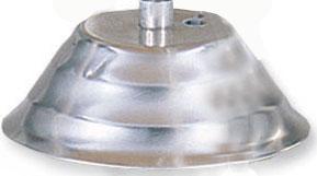 85 - 85 LB. Aluminum Terrace Shell-0