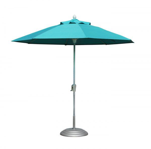 UMSB9W - Seabreeze Market Umbrella, Aluminum Frame, Crank, Vent-0