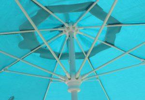 UMSB9W - Seabreeze Market Umbrella, Aluminum Frame, Crank, Vent-704
