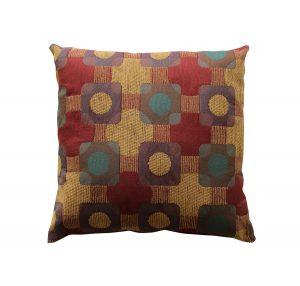 "16"" Square Throw Pillow-586"