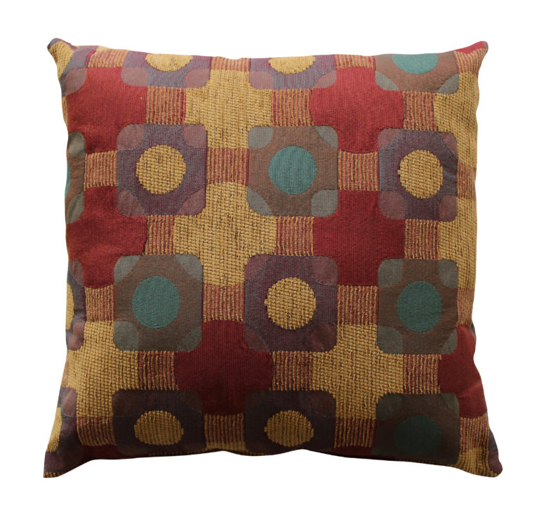 "20"" Square Throw Pillow-583"
