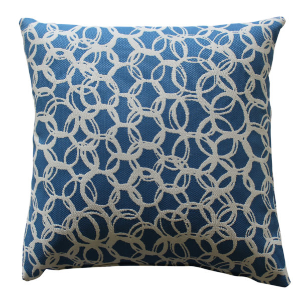 "20"" Square Throw Pillow-584"