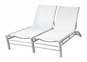 3HXSL - Regatta Double Chaise-0