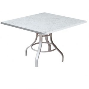 """514242- 42"""" Dining Table Square-0"""