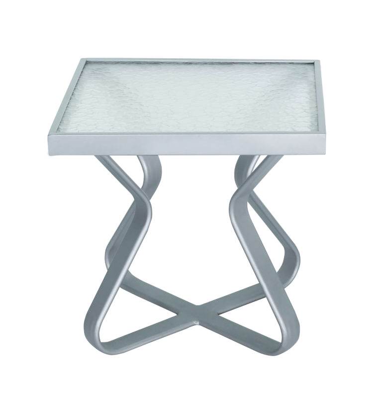 "2TXDP - 15""x18"" Side Table Acrilyc Top-0"