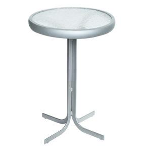 """2TX30-P - 30"""" Bar Table Acrylic Top-0"""