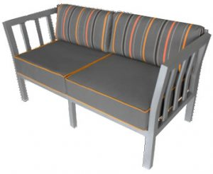 11MXLCU-L - Soho Boutique Loveseat-0