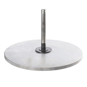 Floridian Cantilever Above Ground Mount - Round Galvanized Steel Base-0